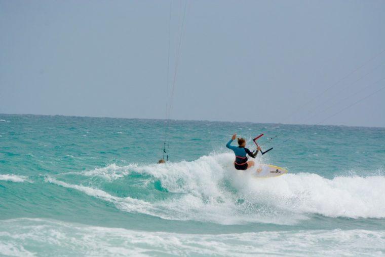 kitesurfing for advanced riders