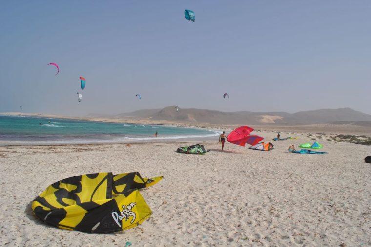 kitesurfen voor beginners