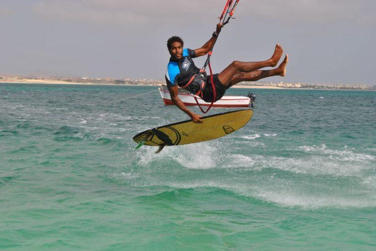 kitesurfen boa vista